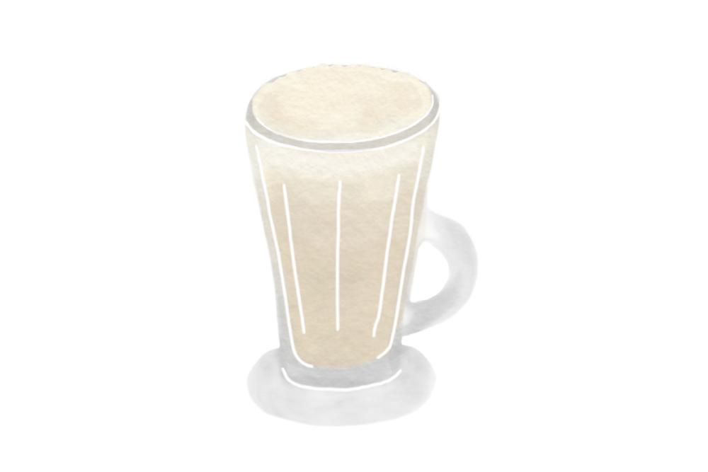 Costa Coffee's Hot White Chocolate