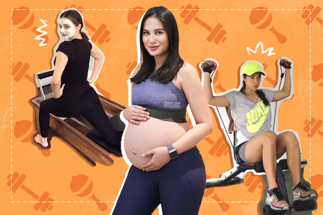 Yes Pregnant Women Can Stay Fit And Active Too Download this premium vector about pregnant woman walking. preen ph