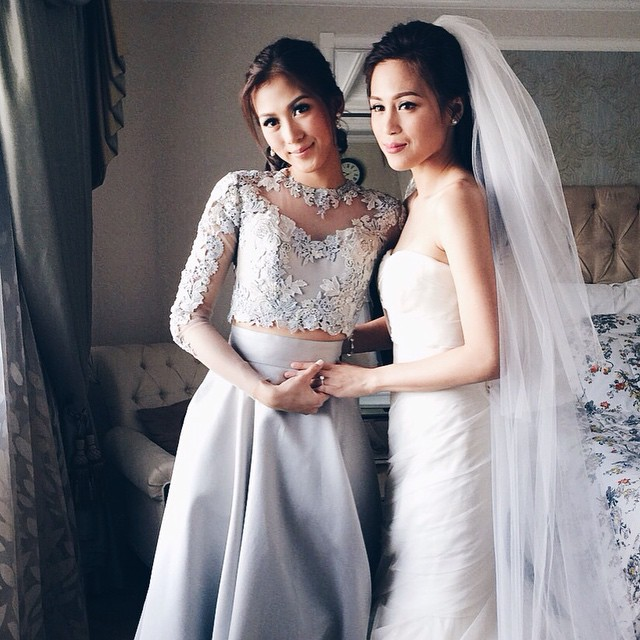 High-End Bridal Retailer Nearly Snubs Toni Gonzaga Abroad - Preen