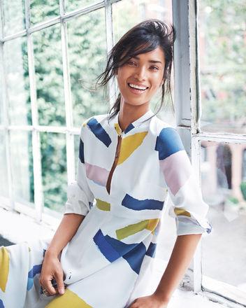 Model and activist Geena Rocero