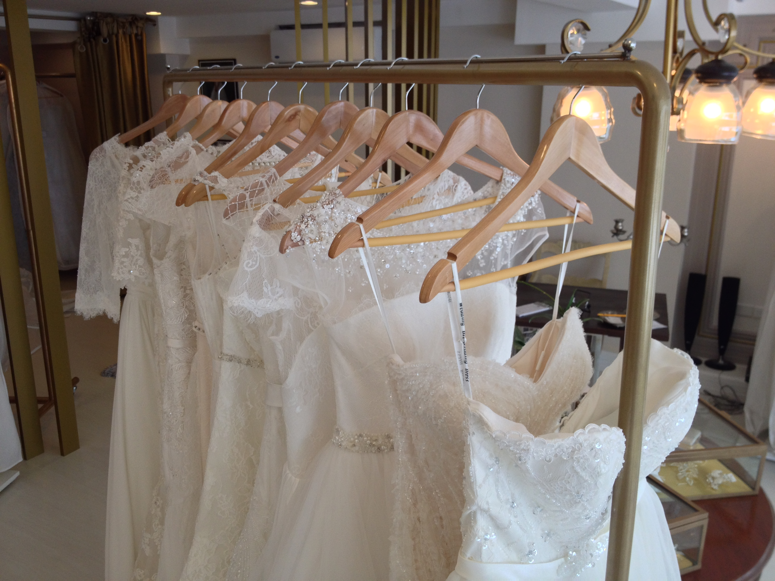 Would You Rent A Wedding Gown? - Preen