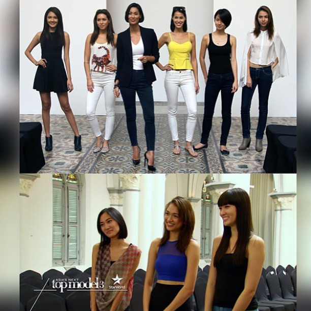 harueer bazaar asias next top model 5