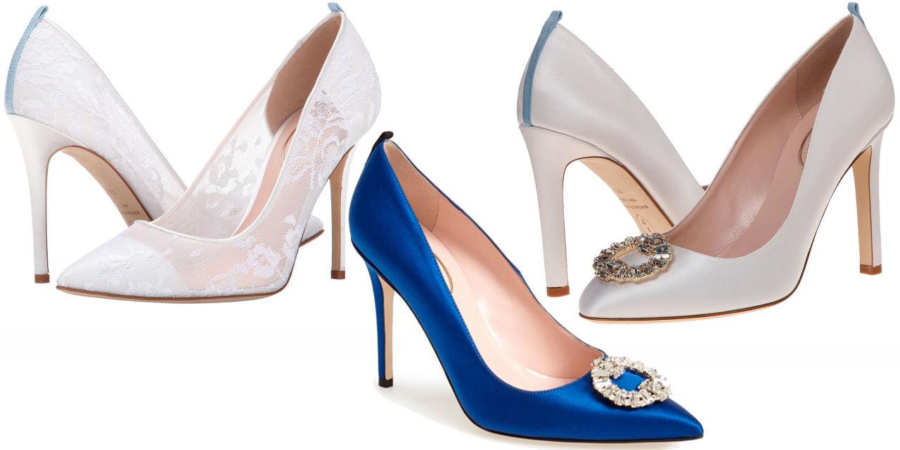 Sarah Jessica Parker Designs a Line of Bridal Shoes - Preen