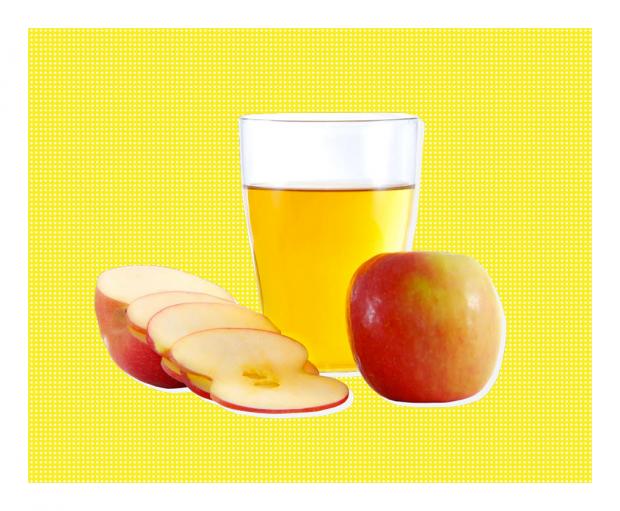 apple cider vinegar preen