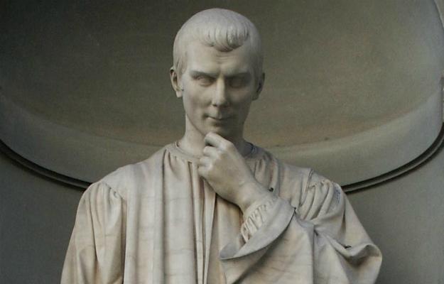 Machiavelli Preen