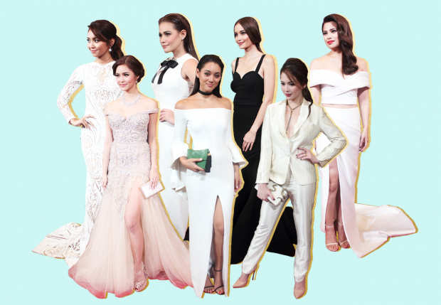 Preen S Top 10 Best Dressed Women At The 9th Star Magic