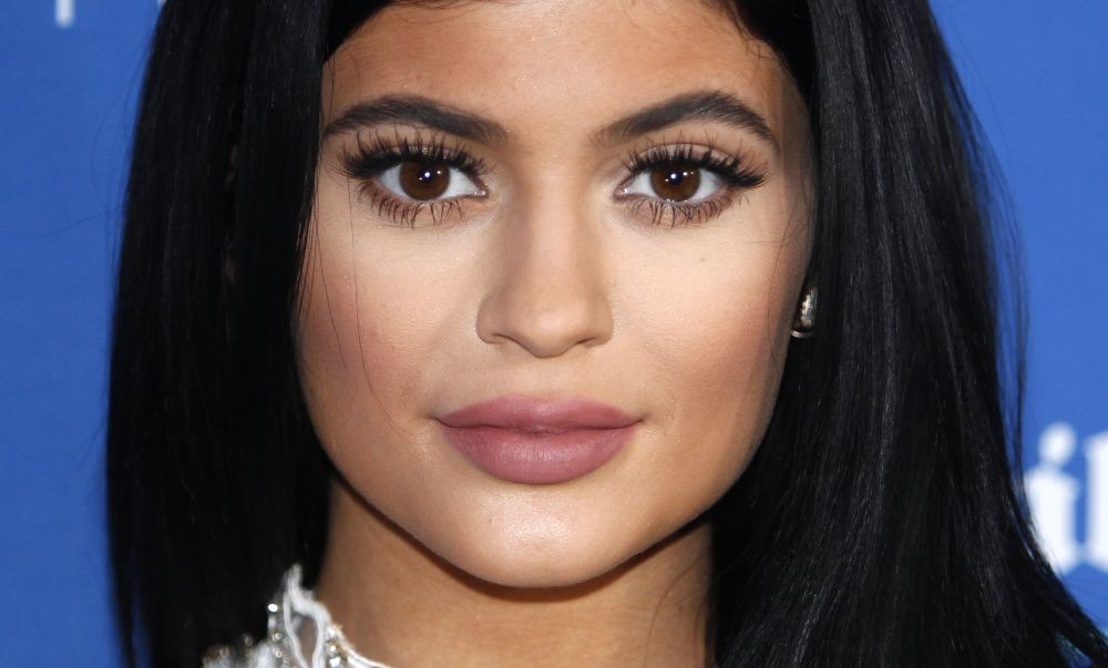Kylie jenner without makeup