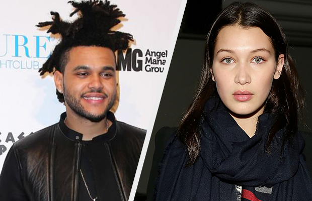 Who is the weeknd dating
