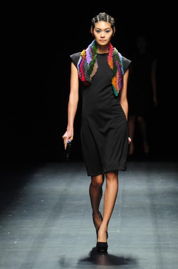 Ken Samudio Mercedes-Benz Fashion Week Tokyo S/S '16
