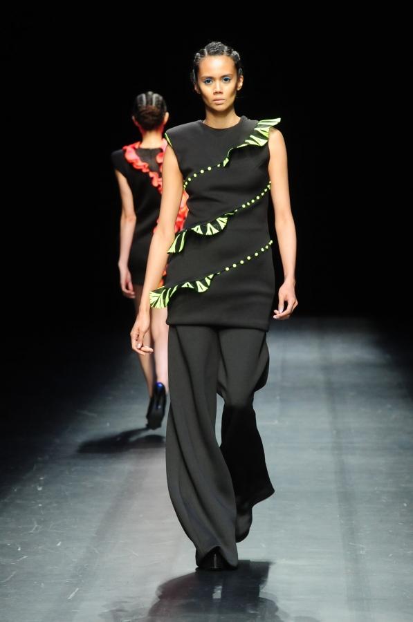 John Herrera Mercedes-Benz Fashion Week Tokyo S/S '16