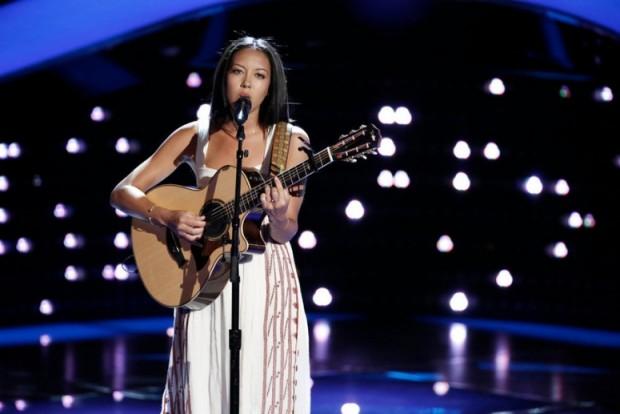 Amy Vashal The Voice Preen