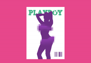playboy magazine b wiser preen