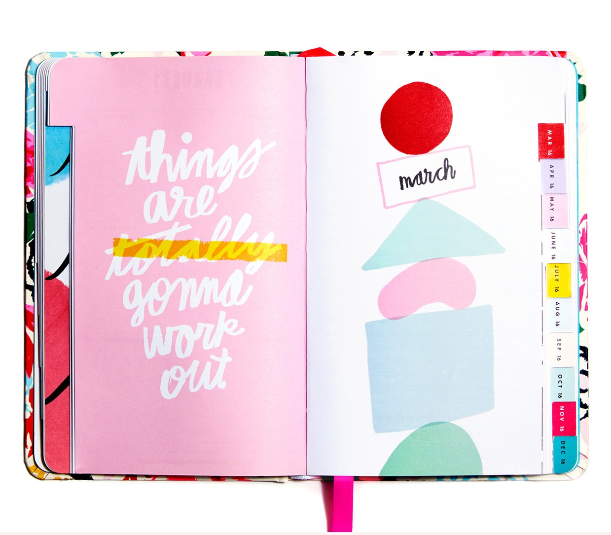 Calendar Planner National Bookstore : These planners will inspire you to take your goals seriously this