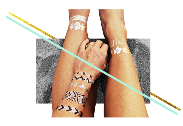 3 Temp Tattoos Best and Worst Fashion Trends 2015