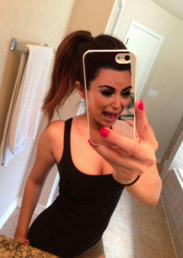kim kardashian crying iphone case preen