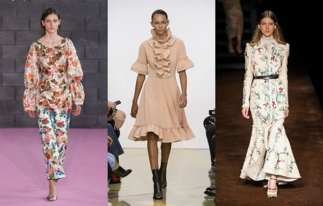 Fashion Designers Look To The Past To Create This Year S Freshest Trends Preen Ph