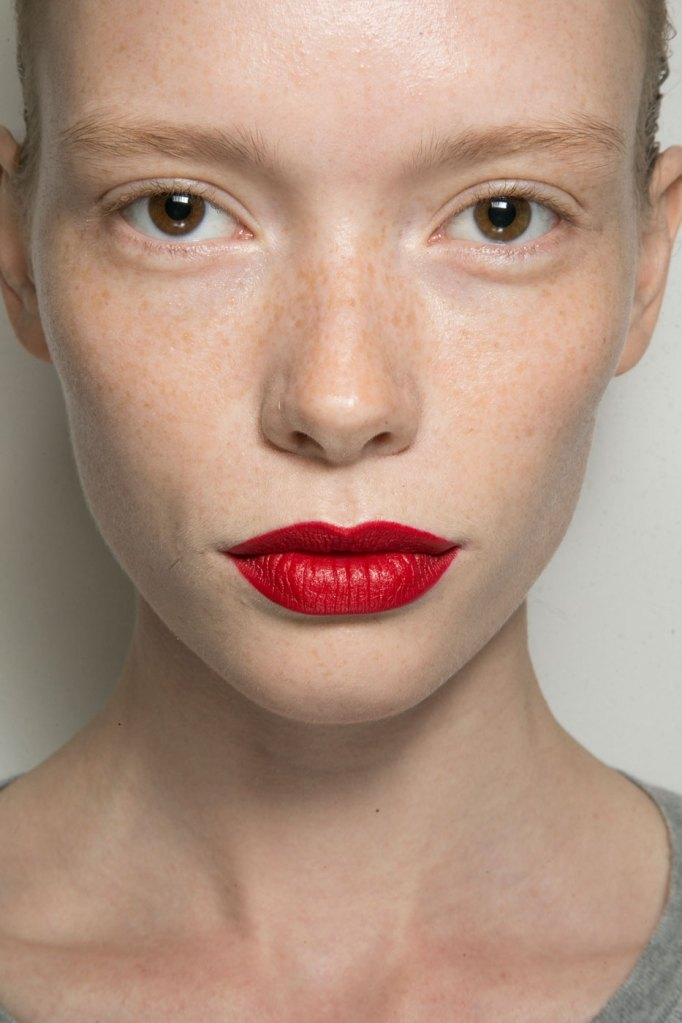 Bold Lips Bright Eyeshadows To Make Your Natural Features Pop - Preen