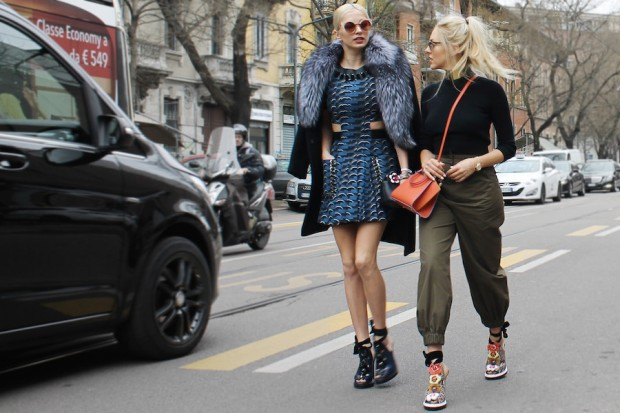 3 milan fashion week street style preen
