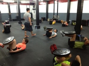 crossfit coach trainer preen