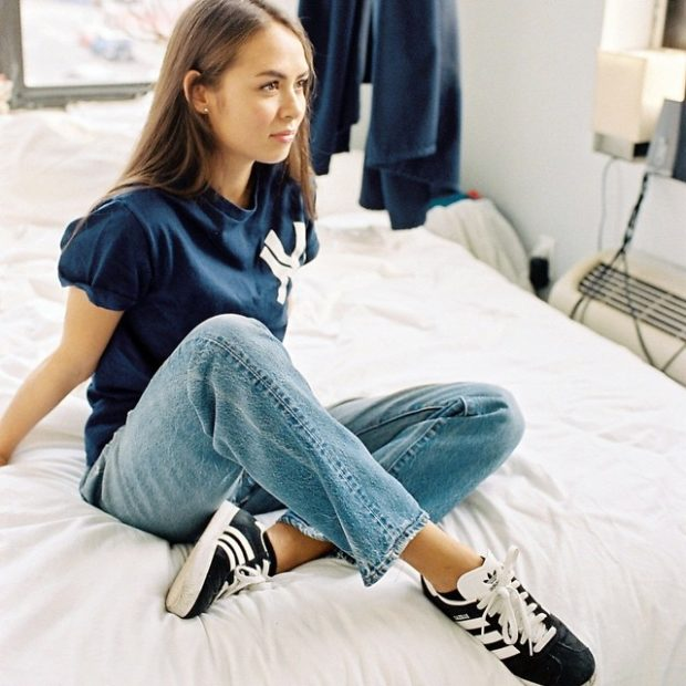 The Fashion Beauty Complex: How Half-Filipina Model And 'Complex' Host Emily Oberg