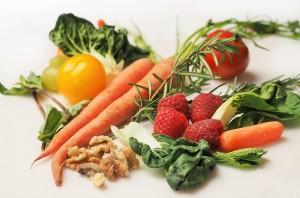 Preen slow food organic veggies