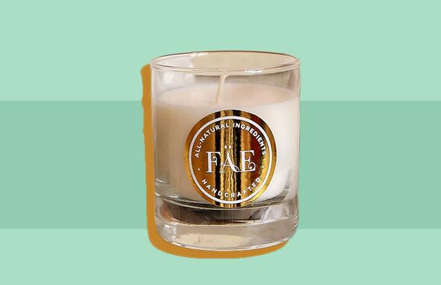 FaE luxury candle preen