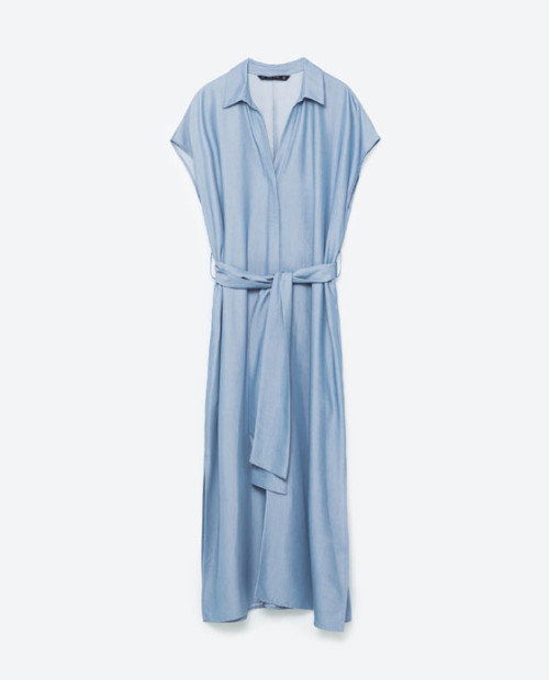 zara long tunic preen