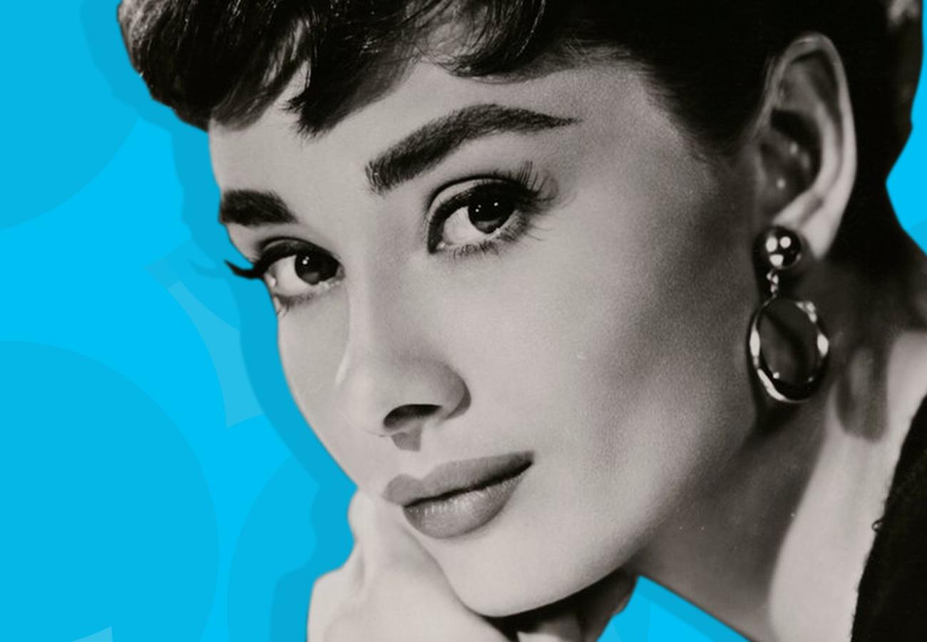 Audrey Hepburn Eyebrows Preen Preenph