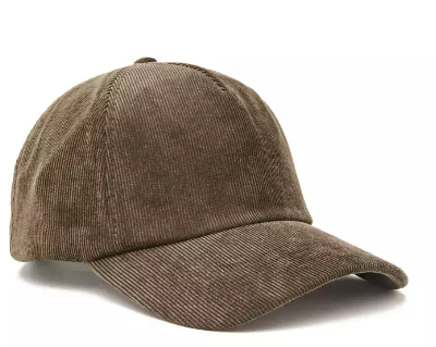 21fc6e43217 Forever 21 Corduroy Baseball Cap in Olive (P367). Available at SM Makati  and SM Megamall.