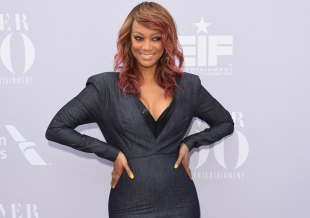 Tyra Banks to teach business class at top United States university