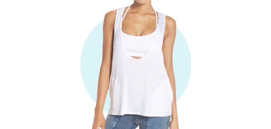 Free People hooded tank, P2,910.83, Nordstrom