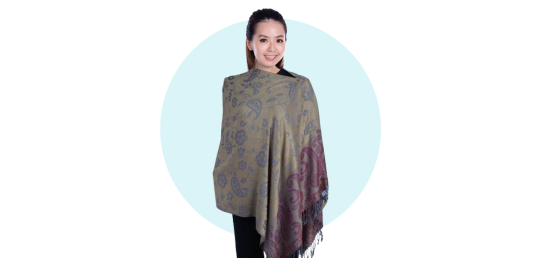 Breastfeeding poncho. P700, Mamabella Wear