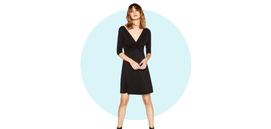 A-line dress, Zara