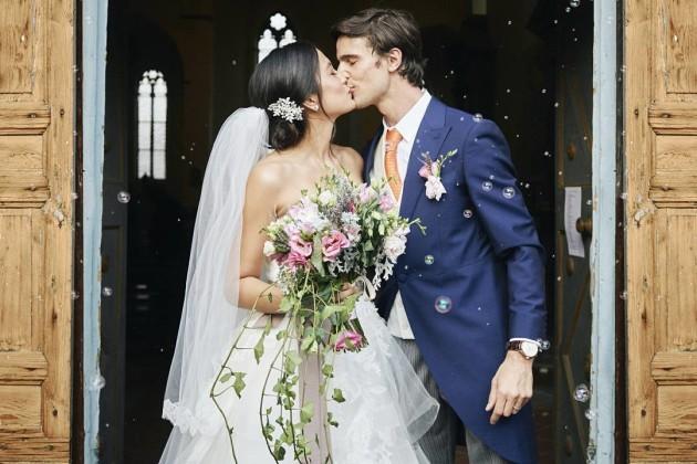 isabelle daza adrien semblat belleadrien2016 preen wedding 1