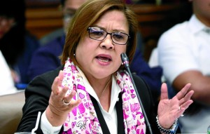 leila de lima in the senate
