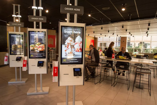 Is This The Fast Food Restaurant Of The Future Preen Ph