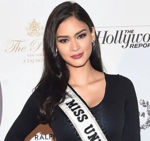 pia wurtzbach on the red carpet