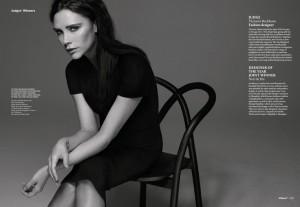 Stellar Works Ming Chair x Victoria Beckham