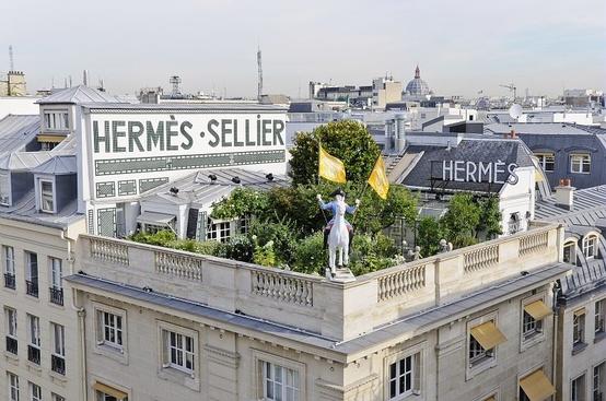 Heart evangelista visits the secret garden of hermès preen.ph