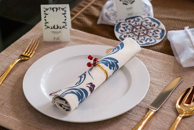 the olive tree table napkin