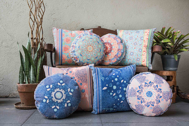 ocean pillows