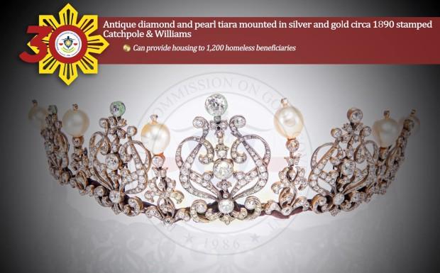 imelda marcos jewels #marcosnotahero