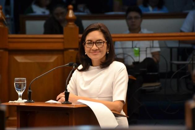 risa hontiveros in the senate
