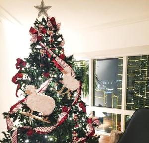 georgina wilsons christmas tree