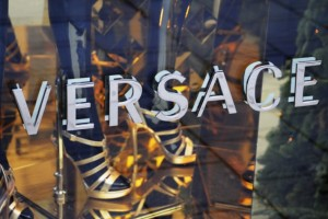 versace store sign