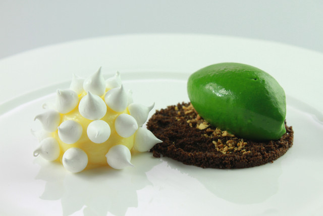 foo'd by david oldani lemon curd