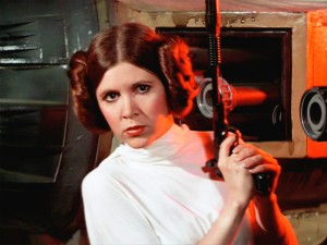 PrincessLeia_CarrieFisher_Novelist_StarWars