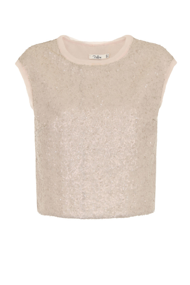 darling london octavia gold top chinese new year fashion