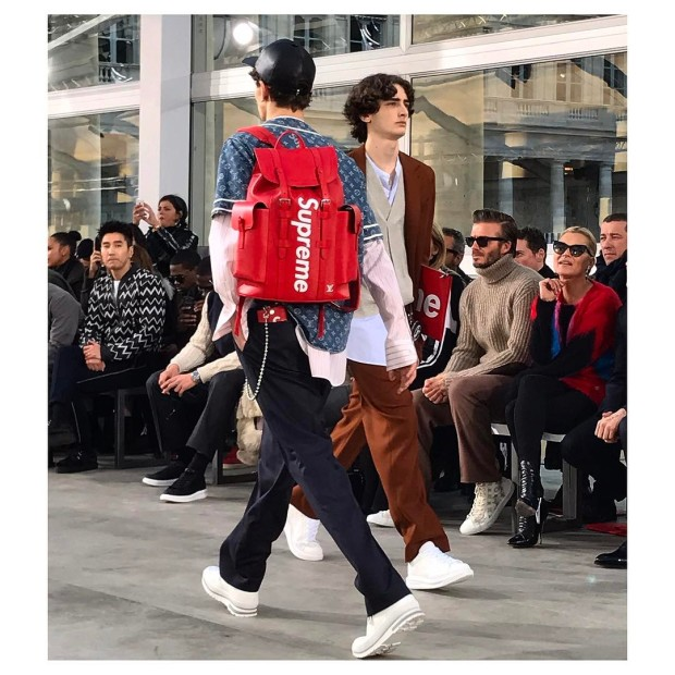 c46282b1e9e5 Check It Out  Louis Vuitton Collabs With Streetwear Brand Supreme - Preen.ph