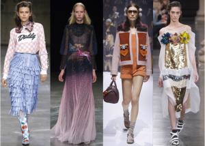 london fashion week a/w'17